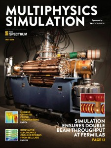 Multiphysics Simulation eBook – An IEEE Spectrum Supplement